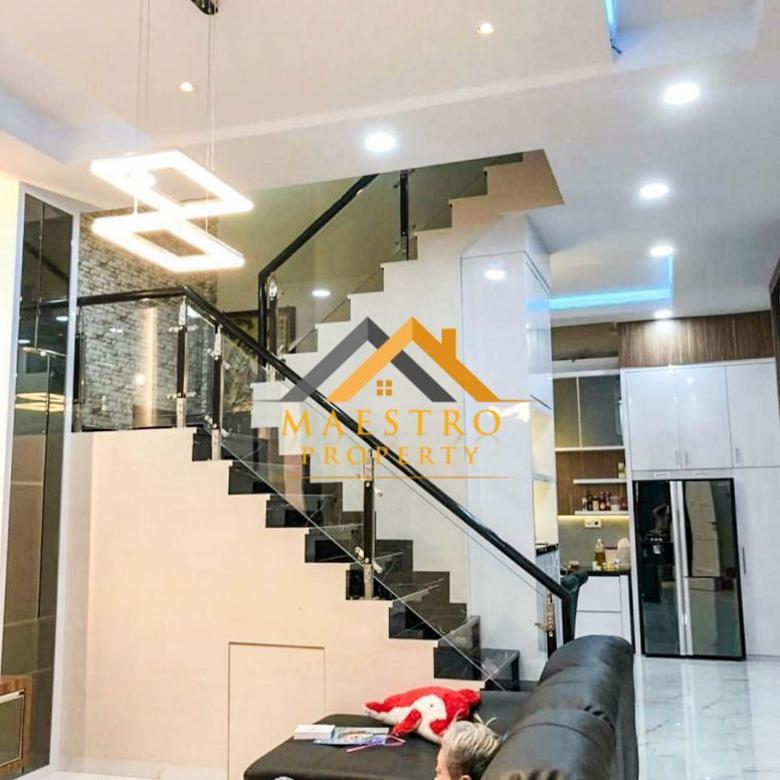 Dijual Rumah Katalia Terrace Furnished Cemara Asri Medan