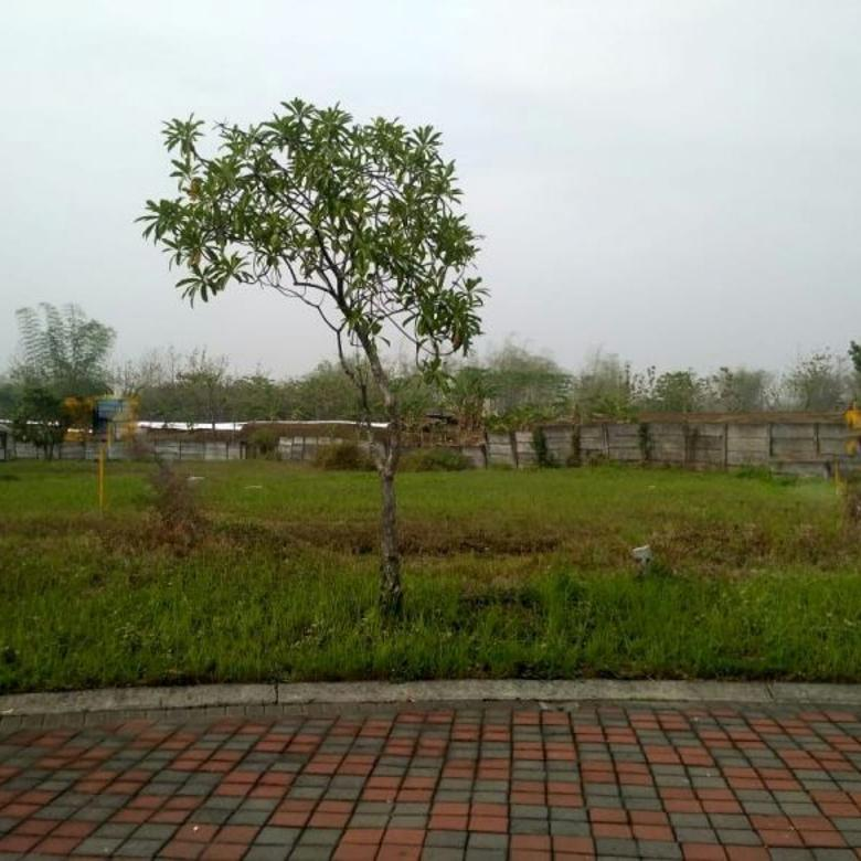 Dijual Kavling 2 Jejer Waterfront Citraland Siap bangun