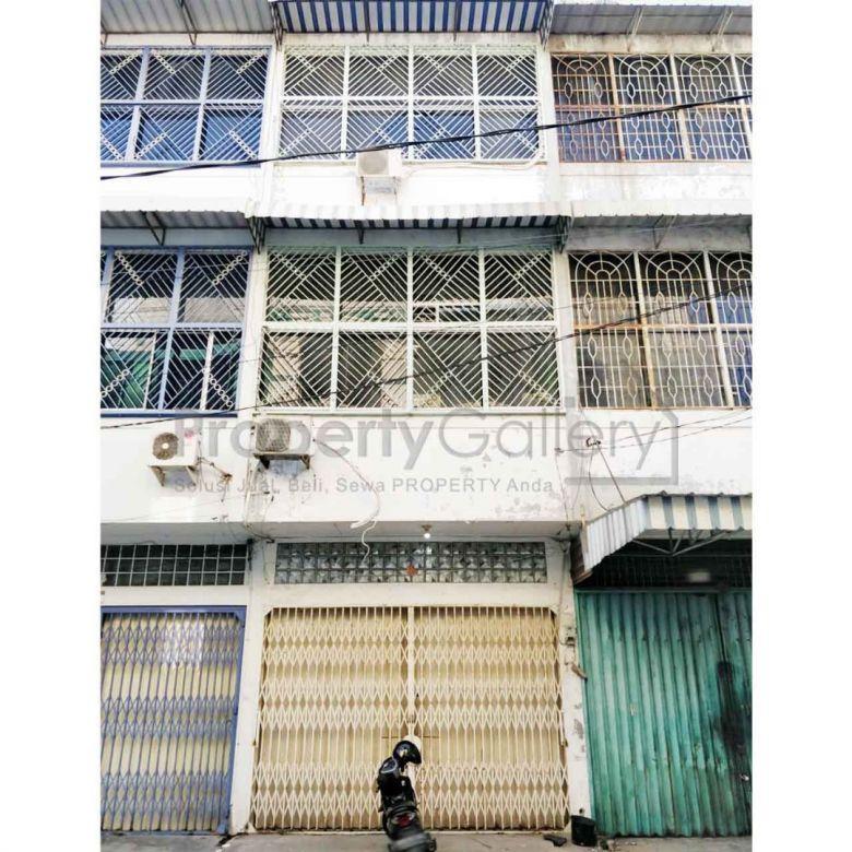 Ruko Komplek Wahidin Dalam (dekat Jalan Sampali) Medan