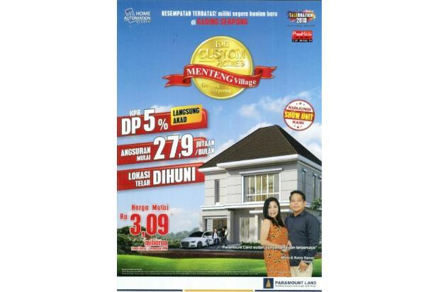 Rp3,08mily Rumah Dijual