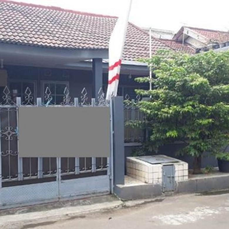 Rumah Luas 150 Meter di Pulo Gebang Permai