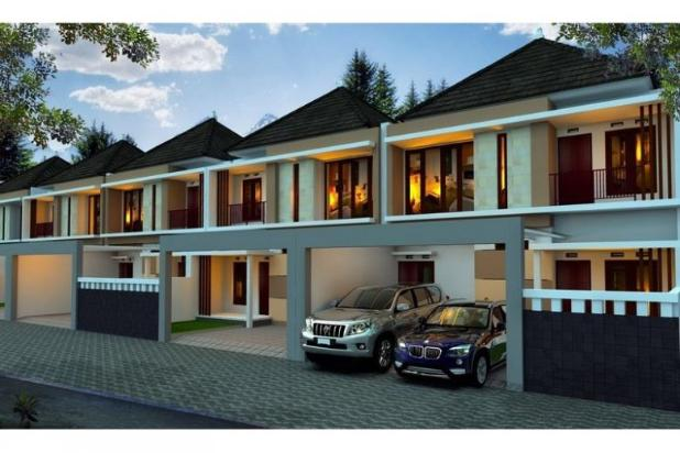 Rumah Kavling Baru Nyaman Strategis di Jalan Kabupaten Dekat Kampus UTY dan 6484748