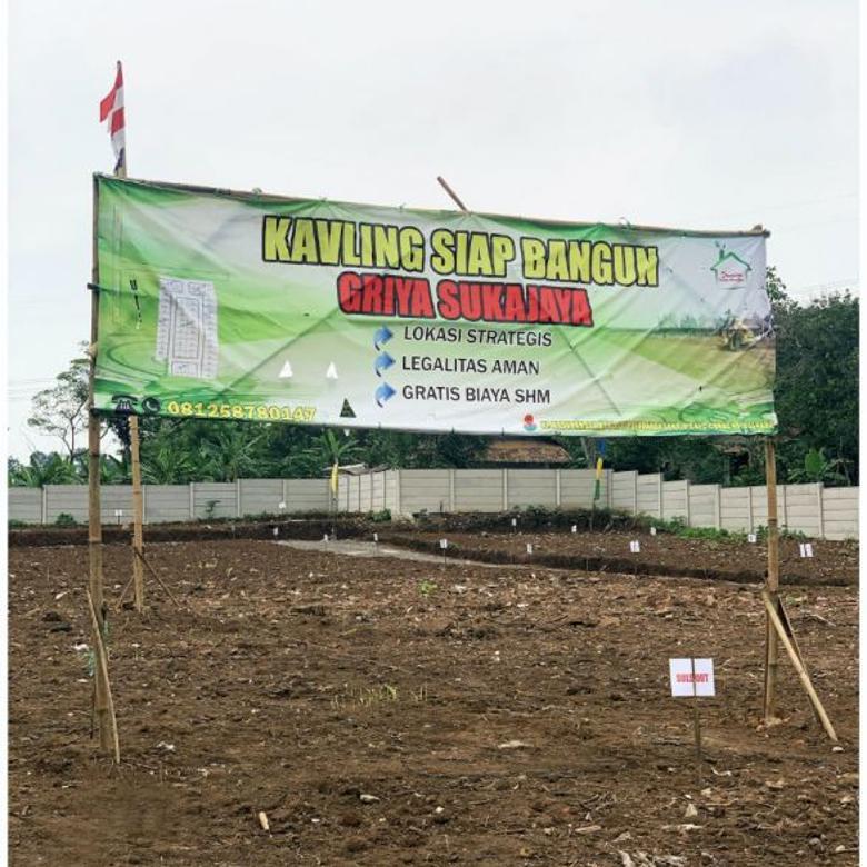 Tanah Kavling Murah Siap Bangun di Tengah Kota Serang