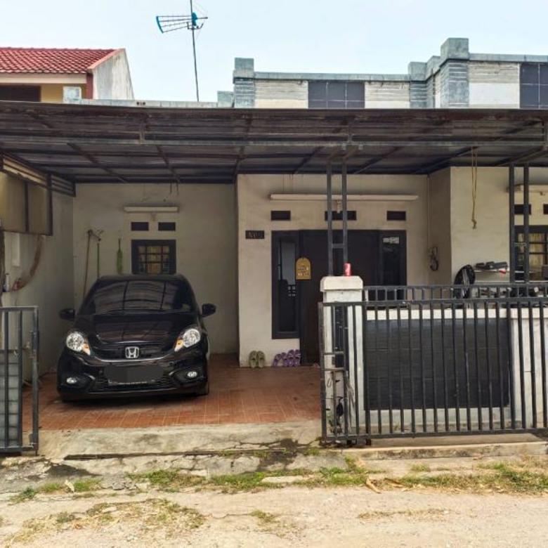 Dijual rumah hook di Harapan Indah 1, Bekasi. Lokasi strategis