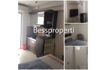 Disewakan apartemen Bassura City, flamboyan lt.09 full furnished