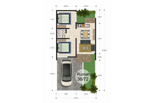 Rp2,44trily Rumah Dijual