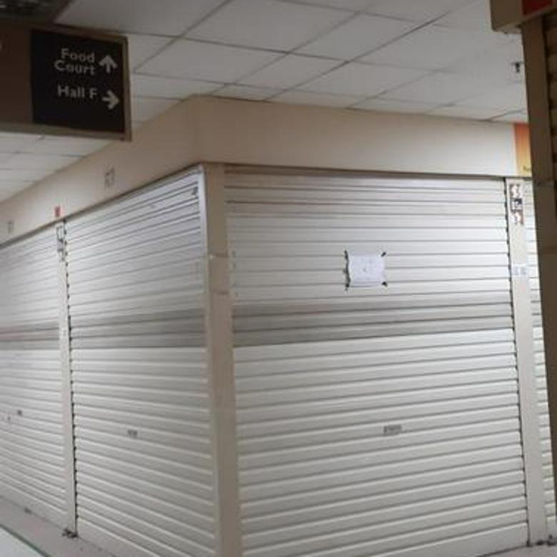 Kios Tempat usaha di Apartemen Thamrin City, Jakarta pusat