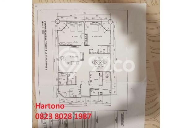 Apartemen Puri Garden unit Penthouse unit langka 11065670