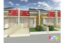 (AWST50) Dijual Rumah Lok.AW SYahrani bisa CASH dan KPR