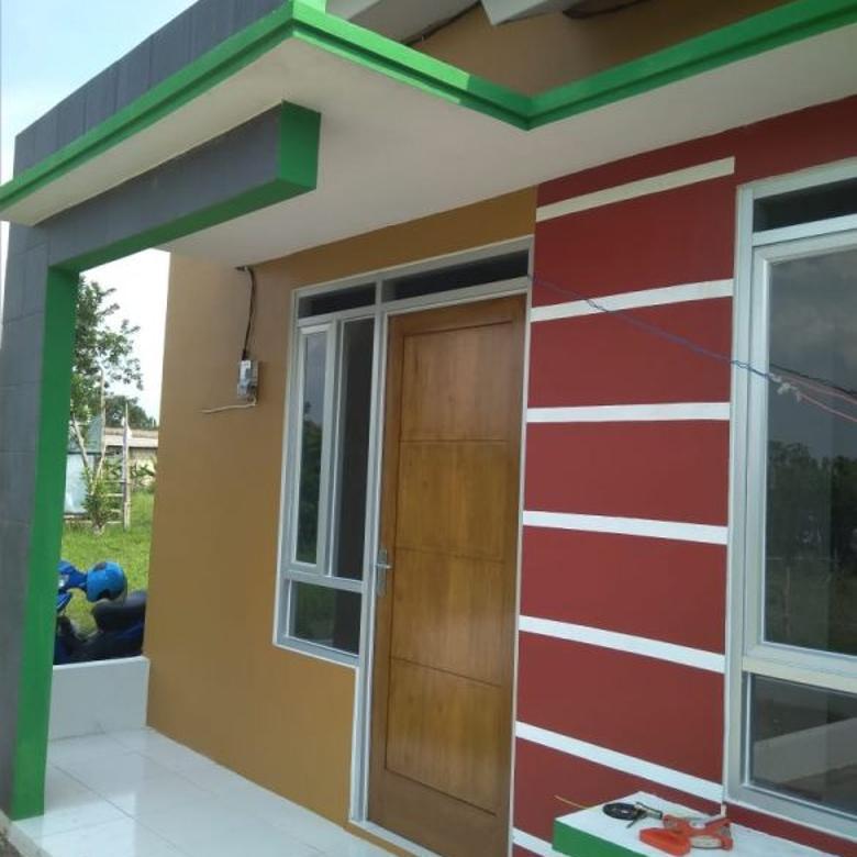 Rumah Murah di Bogor harga 200an, Lokasi Dekat Stasiun