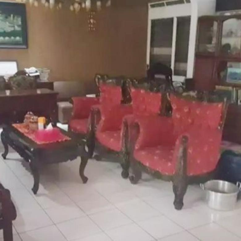 Dijual Rumah Lama Kawasan Elit Kebayoran Baru