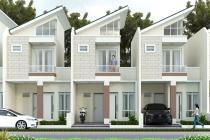 Aster Villa Ciwastra Buahbatu Bandung Rumah Dua Mewah Lantai Skema Syariah