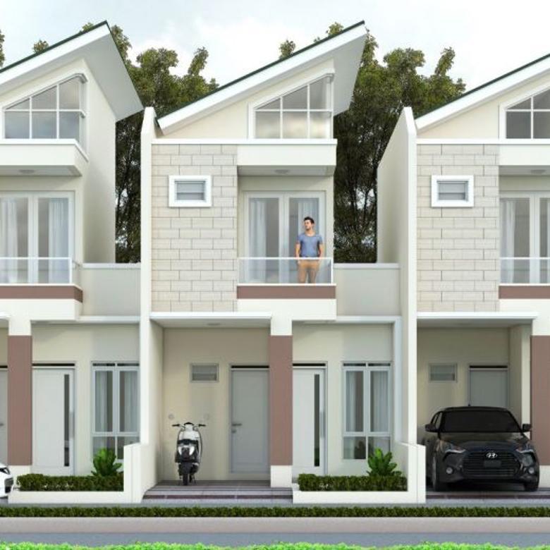 Aster Villa Ciwastra Buahbatu Bandung Rumah Mewah Syariah