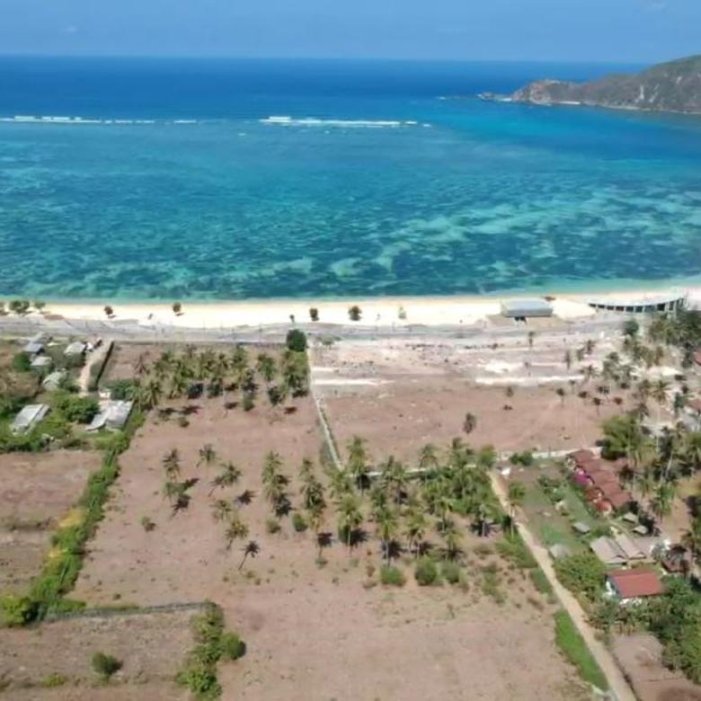 2.28 hectares of Land Plot at Kuta Lombok. Very Rare!