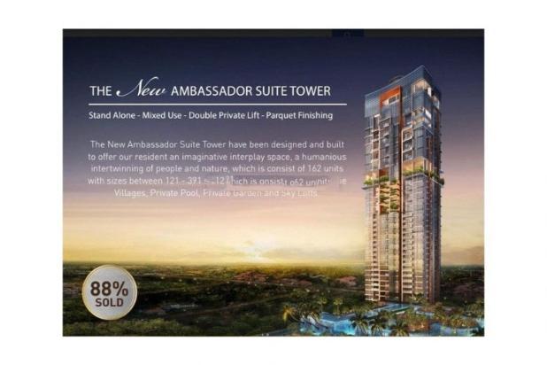 Rp3,76mily Apartemen Dijual