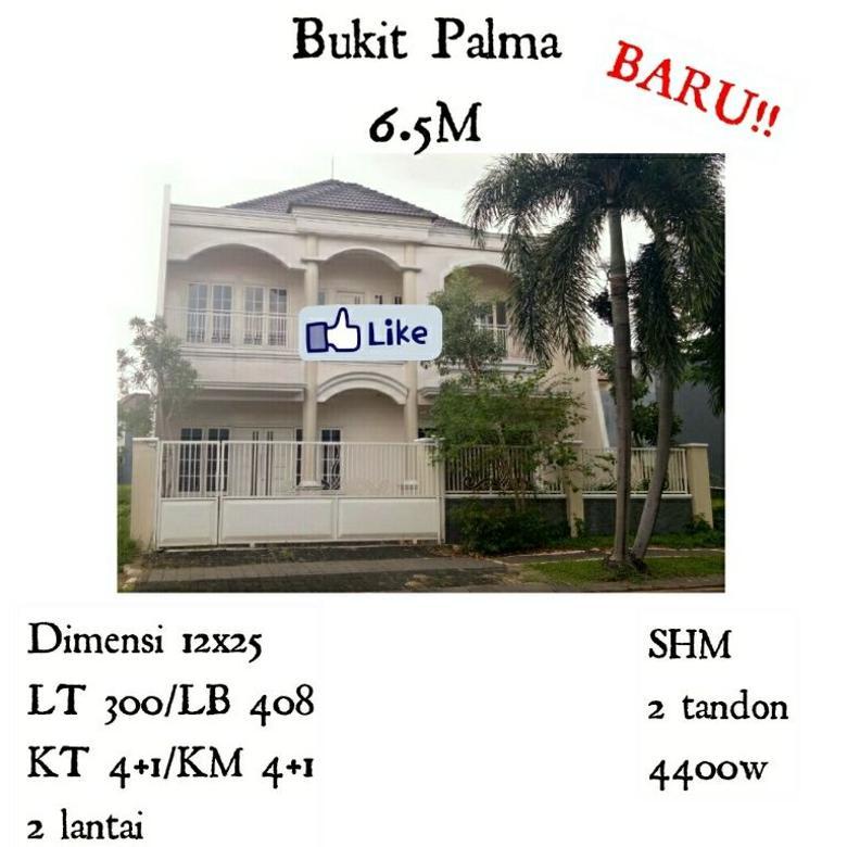 rumah bukit palma 6.5 M  megah seperti istana