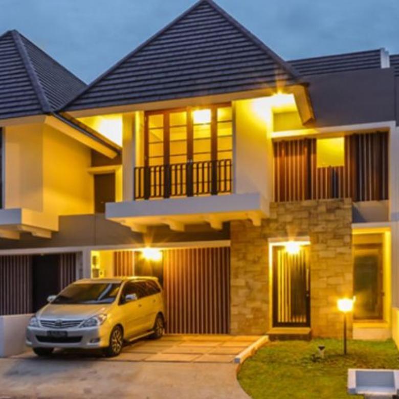 Rumah Minimalis 2 Lantai 100 Jutaan  dp promo 100 juta gratis semua biaya dapat rumah minimalis siap huni