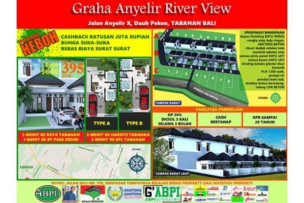 Murah dan Nyaman ; Graha Anyelir River View 6214043