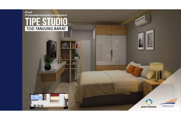 Rp437jt Apartemen Dijual