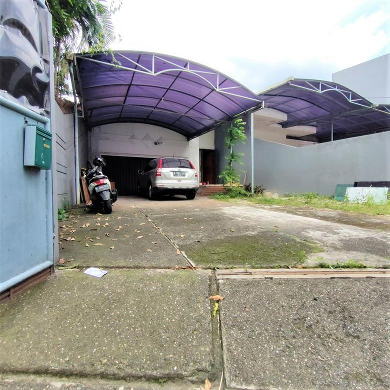 Tanah Bonus Bangunan Di Cipete Jakarta Selatan