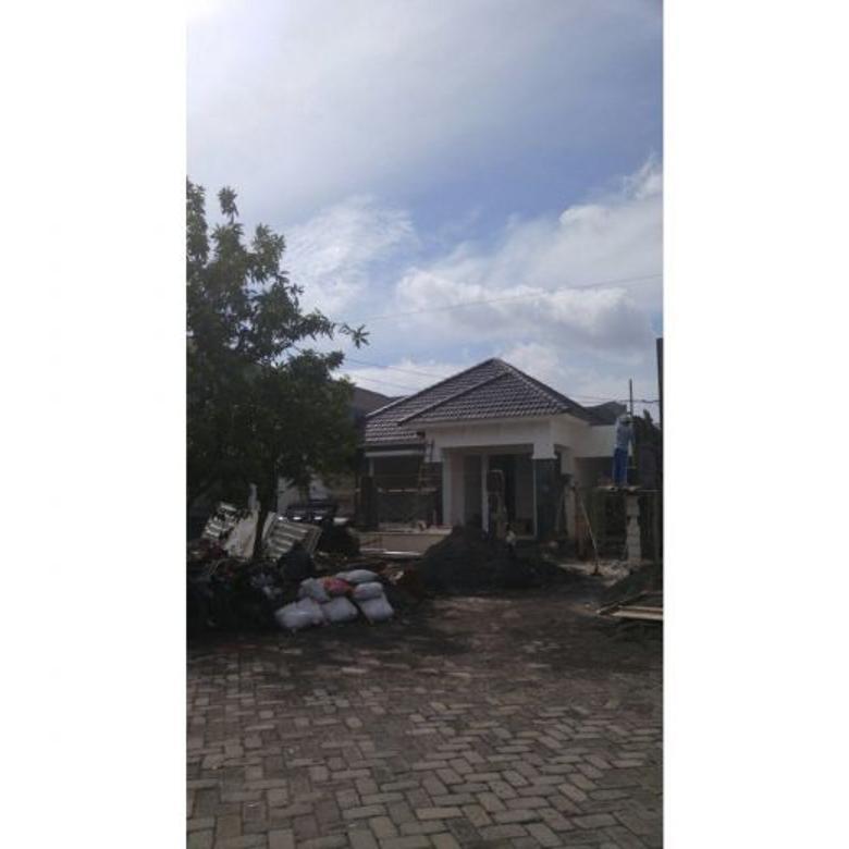 Rumah Nirwana Executive Blok CC New Gress Mewah, Row lebar