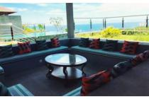 Vila fully furnished view pantai di Bali, Pandawa Beach