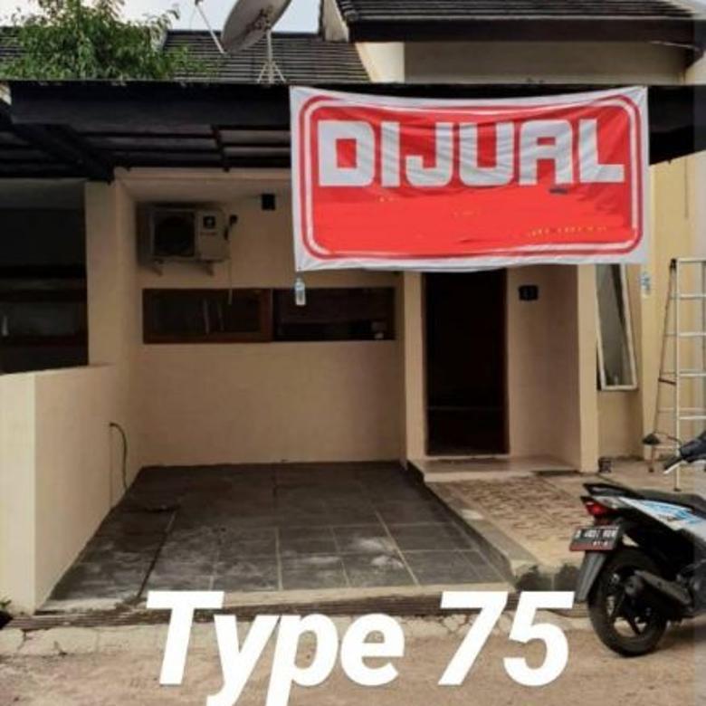 Rumah Type 75/103 Siap Huni Logam Bandung 795Juta Nego