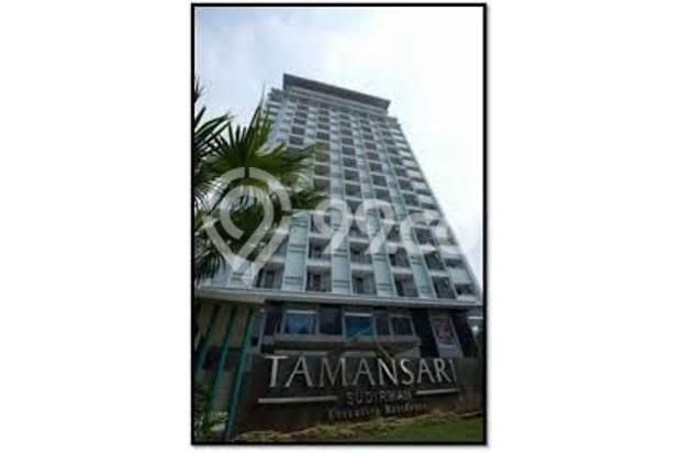 Disewakan cepat Apartemen Taman Sari Sudirman type Studio Full Furnished 11064617
