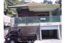 Disewakan atau dikontrakkan rumah dipusat kota Semarang, 5 mnt dr simpang 5