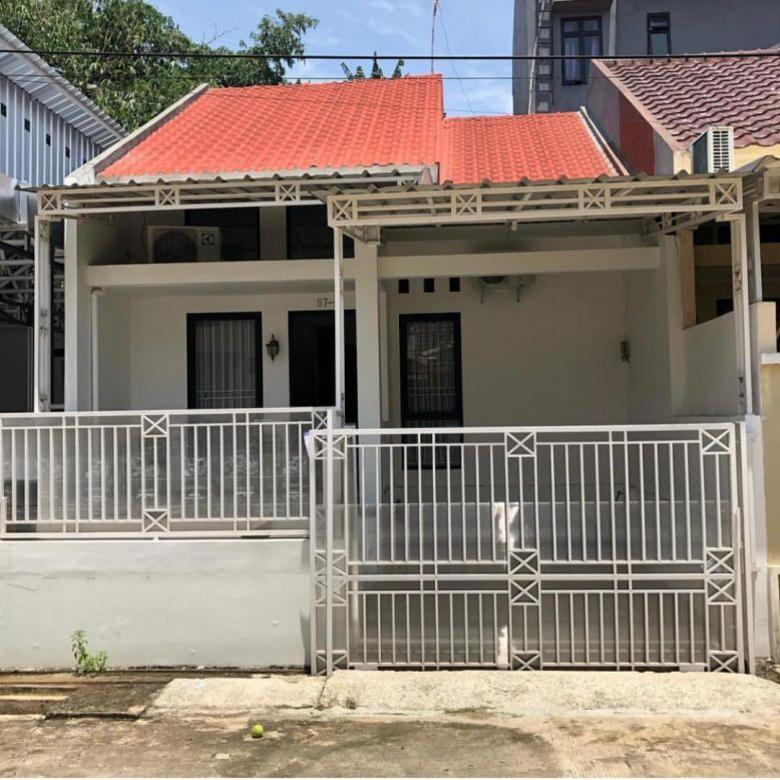 Rumah Cluster baru Renovasi di Bukit Cengkeh 2 Cimanggis Depok