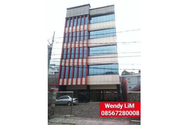 Rp52mily Gedung Bertingkat Dijual