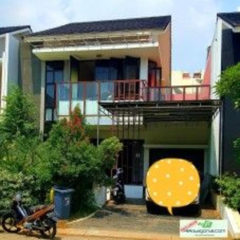 Rumah Dijual Cluster asia tropis kota harapan indah Bekasi hks6165