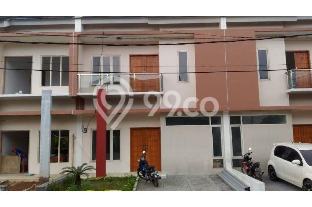 rumah 2 lantai siap huni dekat stasiun cilebut bogor tdp 15jt 16433655
