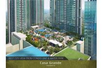 Dijual APartemen Casa Grande tower Chianti Pool View