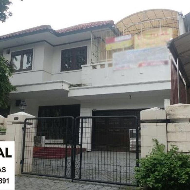 Dijual rumah rumah Graha Family blok AA
