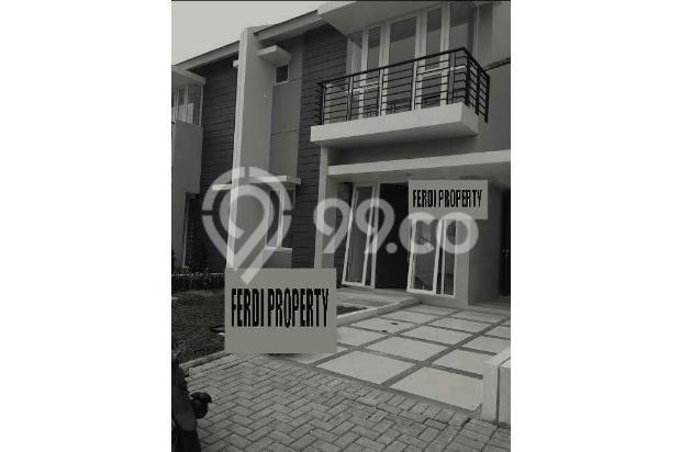 Rumah Cantik Depan Danau Citra Gran Cibubur 8510588