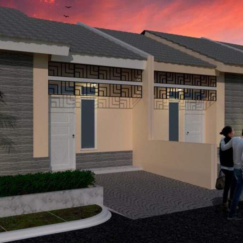 rumah subsidi tangerang kpr murah minimalis 2 kamar tidur 1 kamar mandi