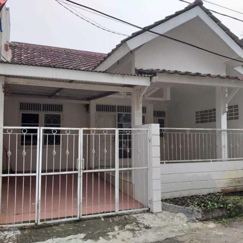 Rumah minimalis di Taman yasmin