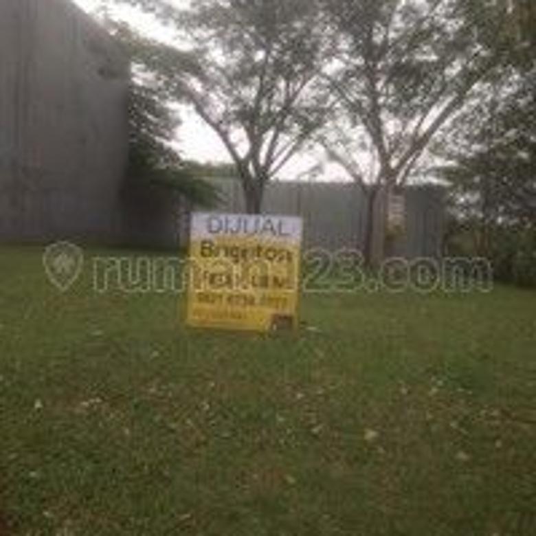 Dijual Tanah Kavling Cluster Giardina Height,Foresta,West BSD,Tangerang Sel