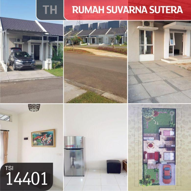 Rumah Suvarna Sutera, Cluster Dhana, Cikupa, Tangerang, 6x17m,