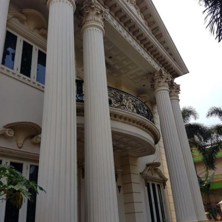 Rumah Super Mewah 3 Lantai Slipi Jakarta Barat