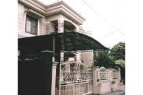 Rumah Mewah Rawa Simprug Dekat Patal Senayan 7 BR Carport 4 Mobil