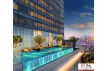 GALLERY WEST Apartment Kebon Jeruk Gallery Suite Full Furnished - Bayar 12X