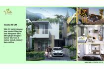 Dijuaal rumah villa 3 lantai Premium Exlusive villa dii Cisaru