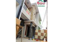 Rumah Baru di Ranco, Tanjung Barat - Jagakarsa, dekat Pasar Minggu