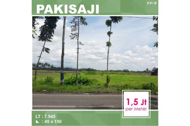 Tanah di Pakisaji kab. Malang 16048918