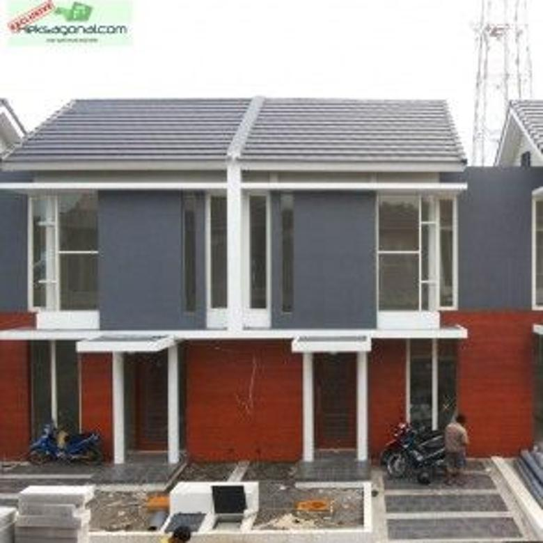 Rumah BARU siap huni dijual Jambangan, Surabaya hks5959