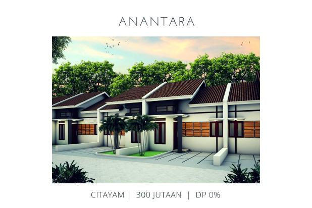 KPR Pasti Disetujui: DP 0 % di Citayam Dekat Stasiun KRL 15829247