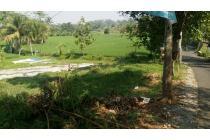 Dijual tanah murah, cocok untuk villa, rumah, kolam.
