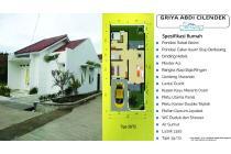 Dijual Rumah Syariah di Cilendek Bogor Strategis